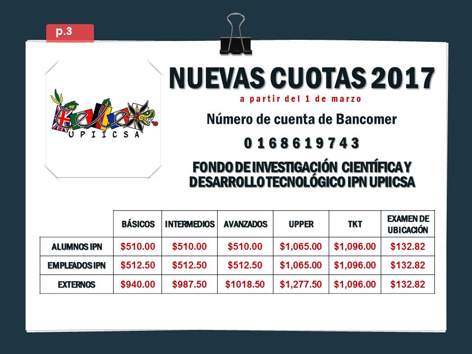 20170301 Cuotas