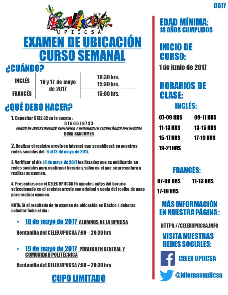 Inscripción UBICACION SEMANAL_0517