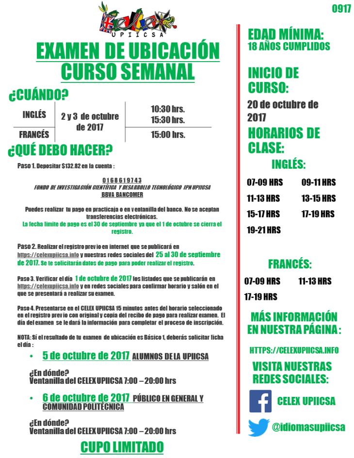 Inscripción UBICACION SEMANAL_0917