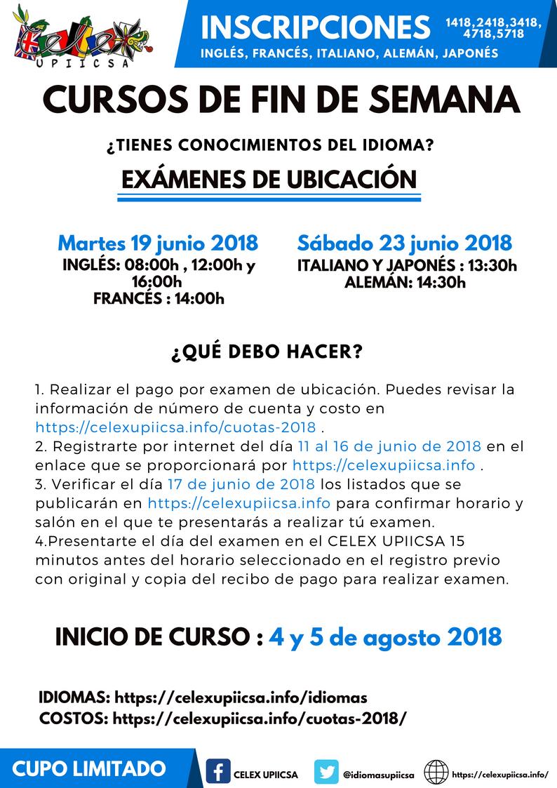 CONVOCATORIA CURSOS FIN DE SEMANA 1418_2