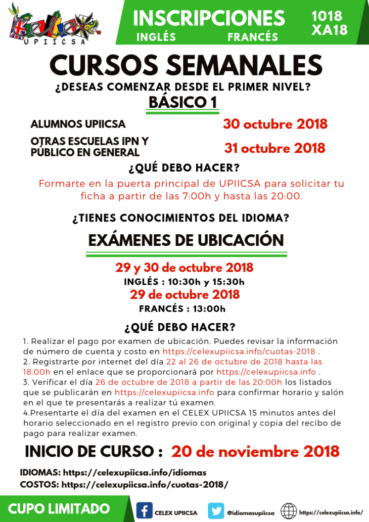 CONVOCATORIA CURSOS SEMANALES 1018 (1)